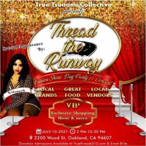 Event Press Thread the Runway Fashion Show