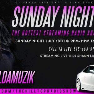 Event Press Sunday Night Drive Radio Show