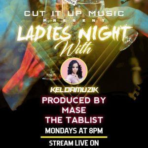 Event Press Cut it up music Ladies night with Kelda